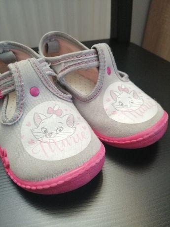 Papucie buciki buty kotka Marie rozmiar 24