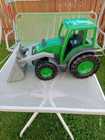 Zabawka Traktor z lyzka