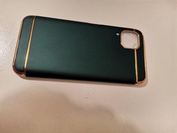 Capa verde para Huawei P40 Lite
