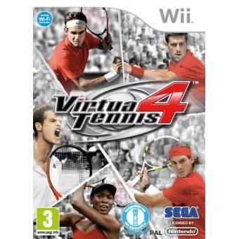 Jogo Virtua tennis wii
