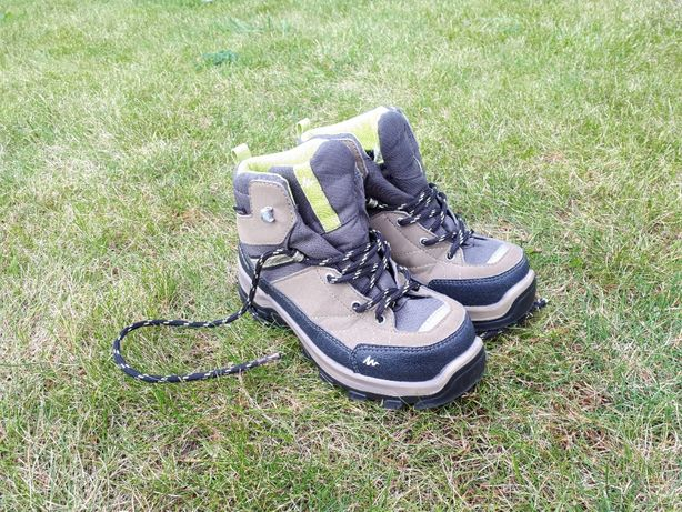 Quechua Decathlon buty turystyczne membrana MH500 r.32