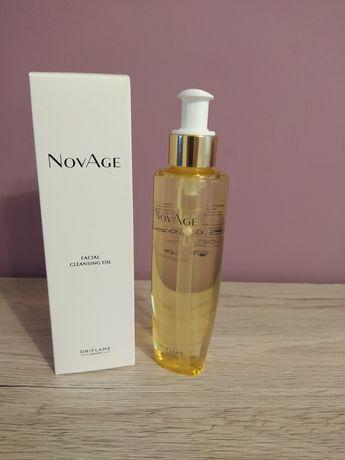 Oczyszczający olejek do twarzy NovAge