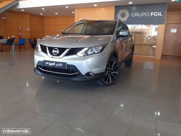 Nissan Qashqai 1.6 DCi Tekna Premium (5P)