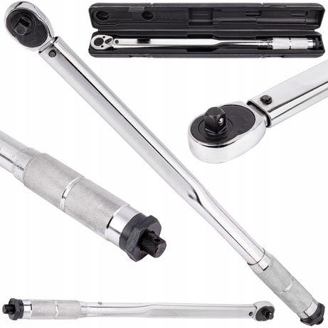 """Klucz dynamometryczny 1/2"""" 640 mm 35-300 Nm (WAR513)"""