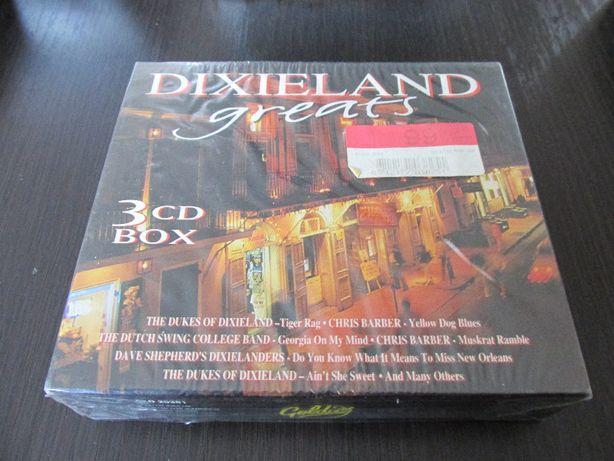 Dixieland Greats album 3 CD