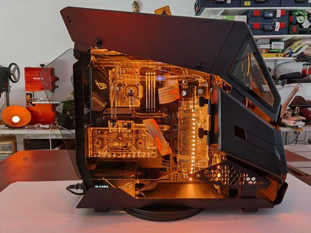 Comptudare AMD Ryzen 9 5950x asus Nvidia RTX 3090 oc 32Gb DDR4