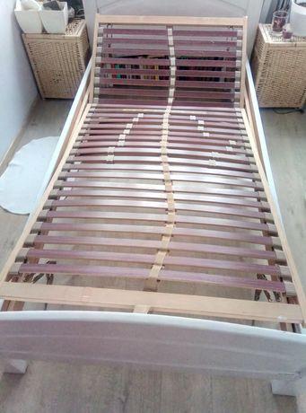 Stelaż do łóżka regulowany, elastyczny na ramie, wymiar 100/200