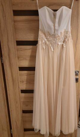 Sukienka dluga slub/wesele 36