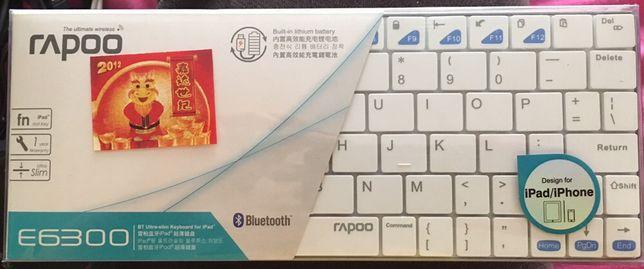 bluetooth ultra slim клавіатура для iphone/ipad