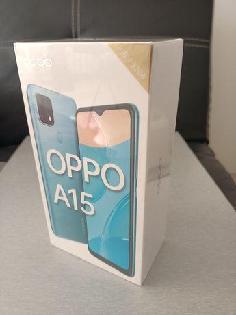 Nowy Smartfon Oppo A 15