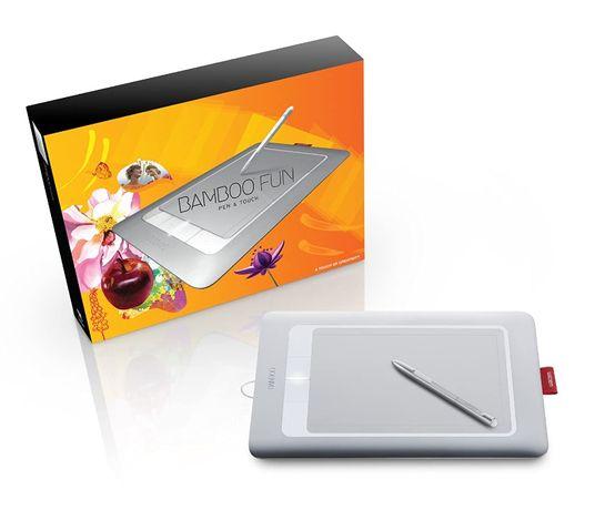 Графический планшет Wacom Multi-Touch Bamboo Fun Pen&Touch