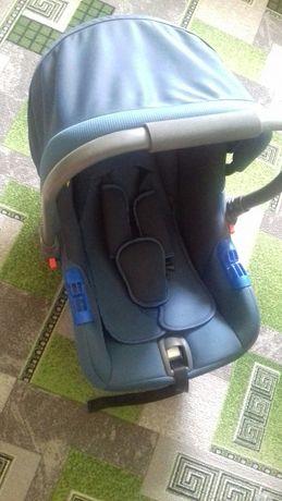 Продам Автокресло El Camino ME 1009-2 0-13 кг Newborn Blue (MAS40479)