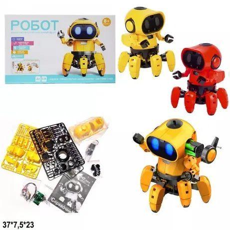Умный интерактивный робот конструктор Tobbie Robot