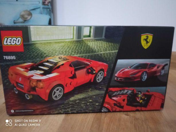 Lego Speed Ferrari