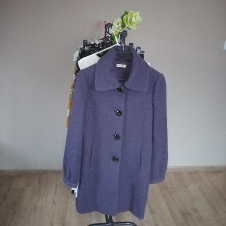 Płaszcz fioletowy r. M