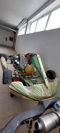 Karting 125cc Shifter