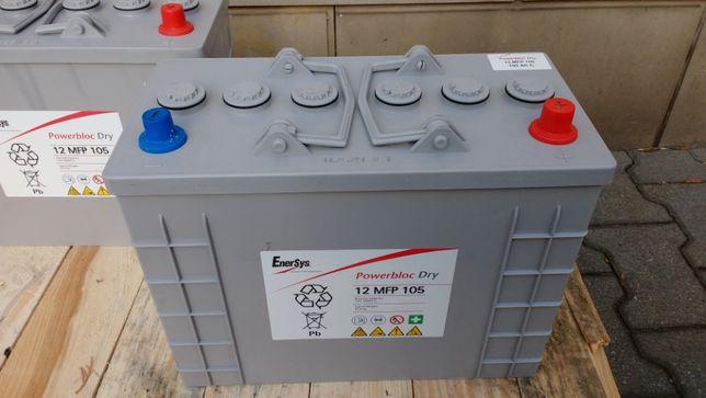Akumulator EnerSys Powerblock Dry szorowarka 12MFP105 105Ah Gel Kraków