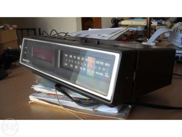 Rádio despertador