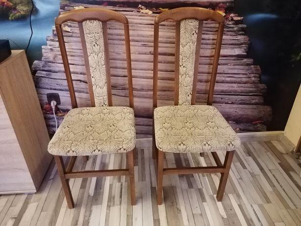 Okazja krzesła do salonu