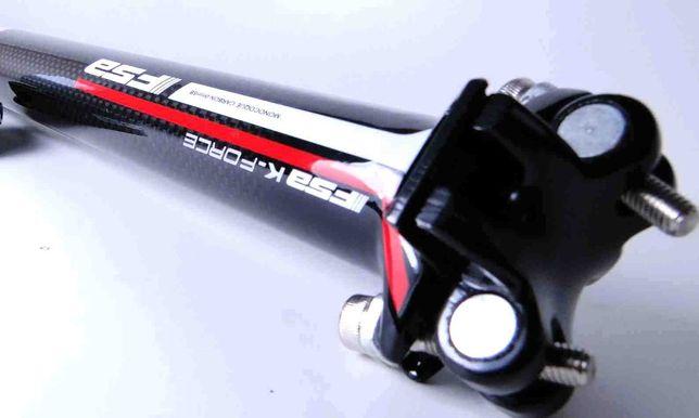 Sztyca carbon,27,2mm FSA ,dł.350mm szosa-MTB