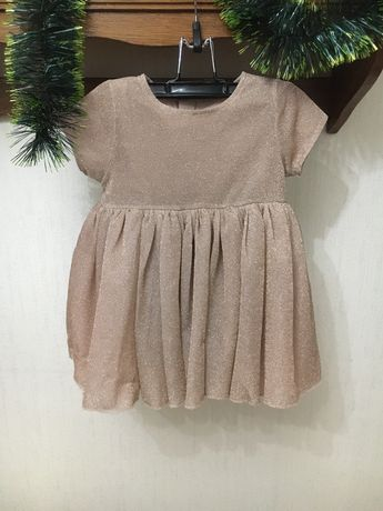 Платье на годик, нарядное платье