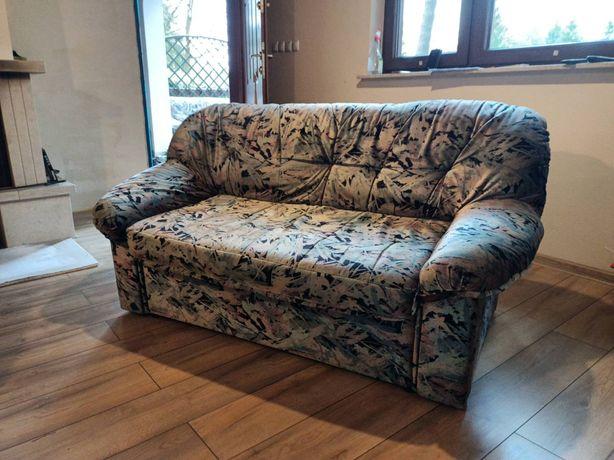 Fotel+ kanapa+ Sofa rozkładana ZA DARMO