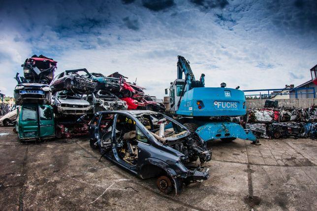 Auto-Złom `LO-STARK` Złomowanie Pojazdów Podkarpacie Auto-Części