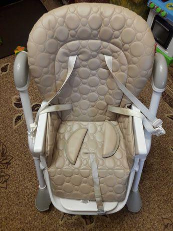 Детский стул для кормления Carello Caramel