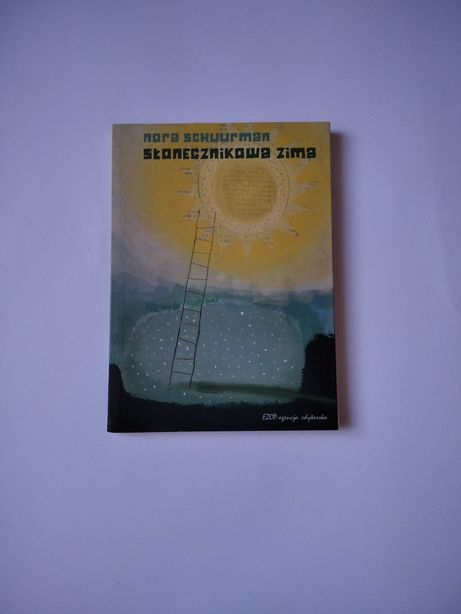 NOWA Słonecznikowa zima Nora Schuurman książka powieść Ezop G40