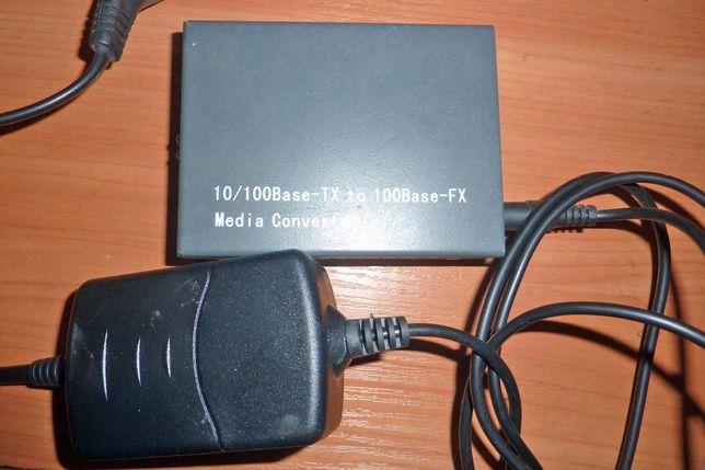 media converter ec-23521-18m-1310nm-20