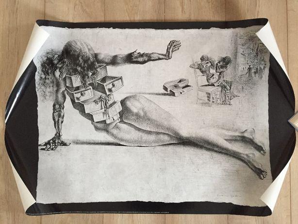 Plakat Salvador Dali Chest of Drawers 60x90 okazja 300 dolarów