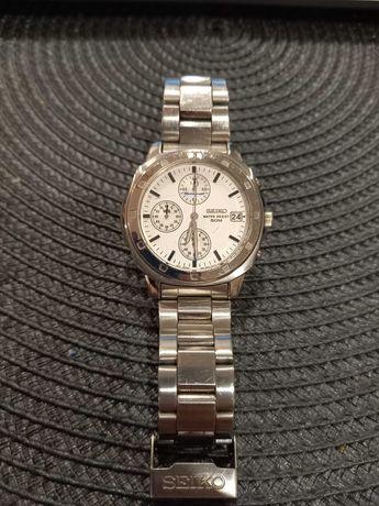Zegarek Seiko chronograf