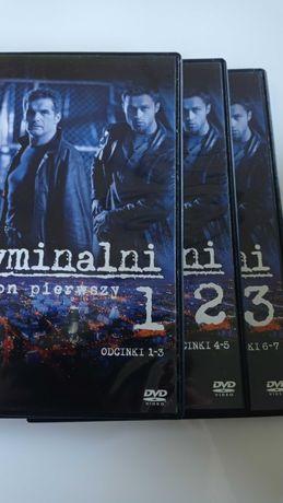 Kryminalni sezon 1 DVD odcinki 1-7