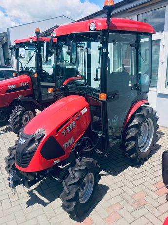 Mini traktorek TYM 29 KM ,T293HST, 4x4 ciągnik ogrodowy komunalny rol