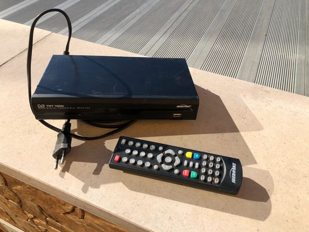 Box TDT - TV terrestre