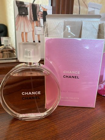 Chanel Chance Tendre,Шанель шанс тендер,распив,отливант,туалетная вода