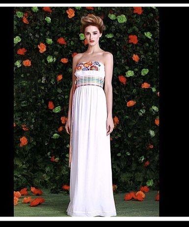 Вечернее платье на выпускной Elisabetta franchi