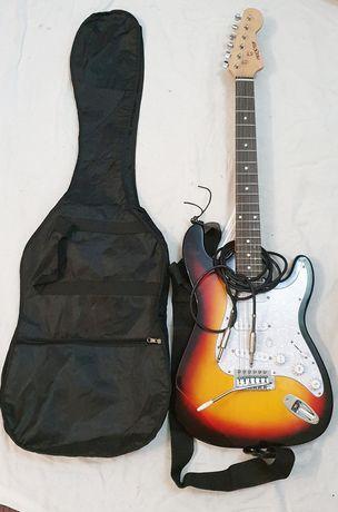 Gitara elektryczna do nauki dla początkujących Preston Gwarancja