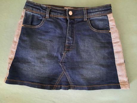Spódniczka jeans mayoral rozm 140