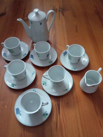 Komplet kawowy 6 os
