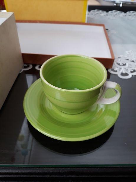 Filiżanki do kawy lub herbaty