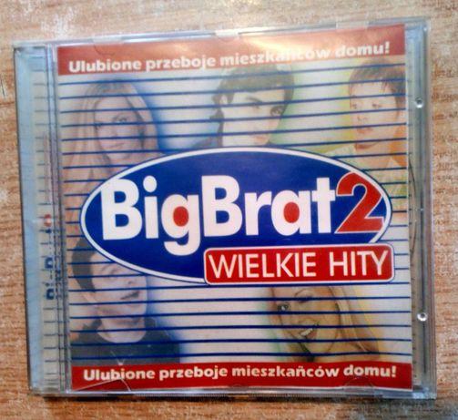 Płyta CD BigBrat2 Big Brother