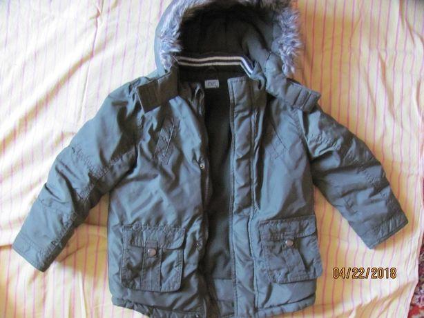 куртка на 5 лет