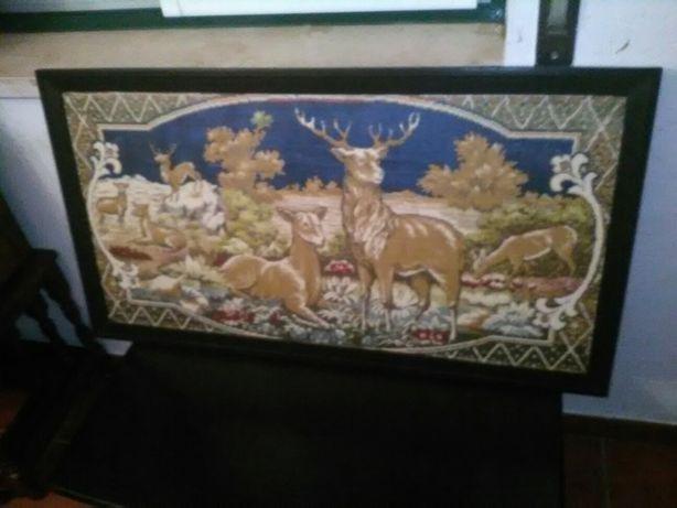 Quadro Antigo Decorativo