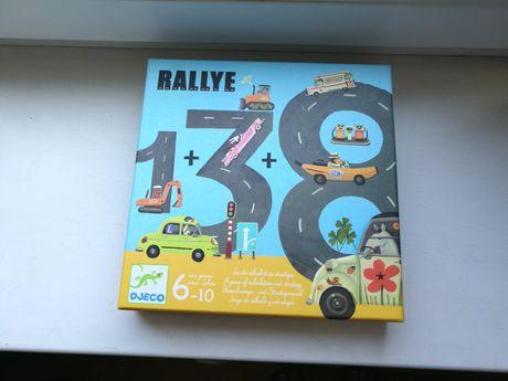 Djeco Ralley настольная игра