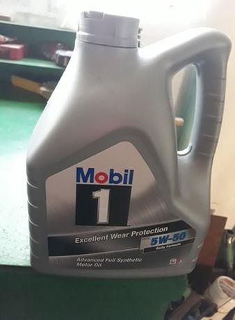 Olej Mobil 1 5W-50 Full Synthetic