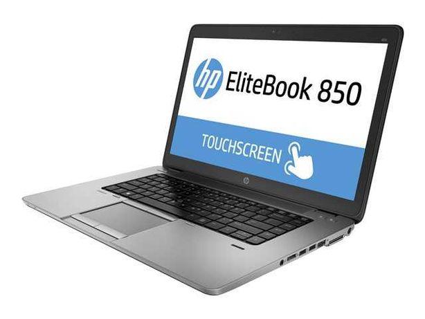 HP EliteBook 850-G2 Core i5-5 8GB 256SSD   TouchScreen