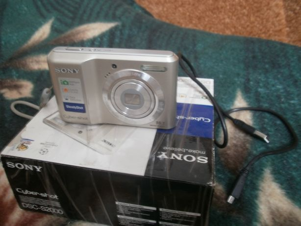 фотоаппарат sony dsc-s2000