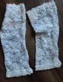 Весільні рукавички, фата