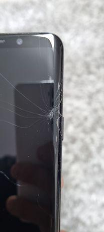Samsung s9 delikatnie uszkodzonu wyświetlacz